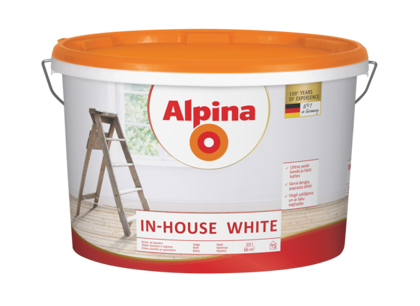 Alpina IN-HOUSE WHITE