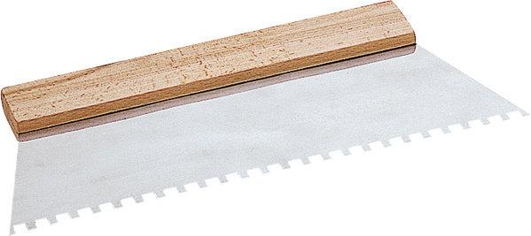 Glaistyklė klijams 300mm dantyta TRIUSO