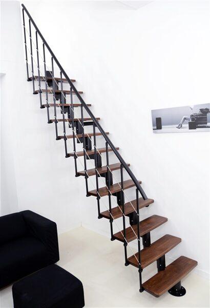 "Laiptai ""Comfort top"" 12/241-312, buko spalvos MINKA"