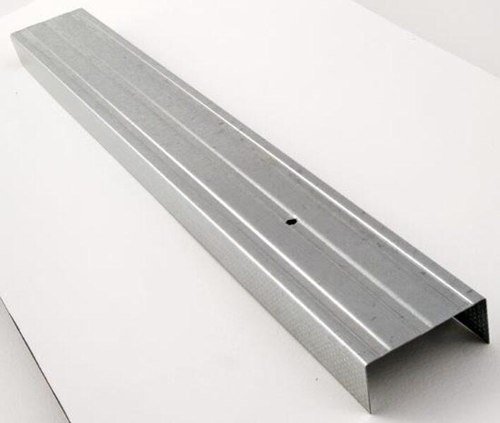 PROFILIS UW 75X30X3000 MM (10/210) FAVOR PROFILINE
