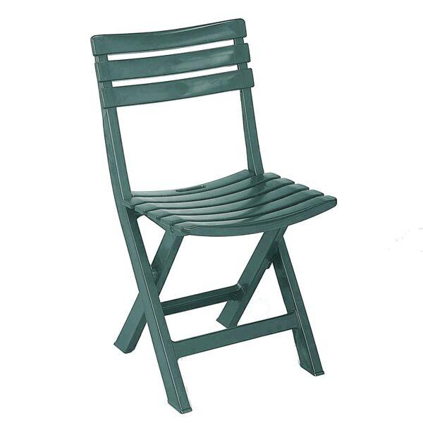Sodo kėdė Birki, žalia