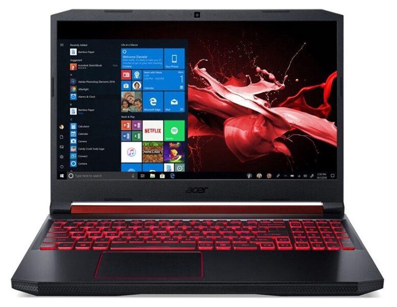 Nešiojamas kompiuteris Acer Nitro 5 AN515-43 Black