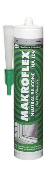 NEUTRALUS HERMETIKAS MAKROFLEX MAKROSIL NA109, 300 ML MAKROFLEX