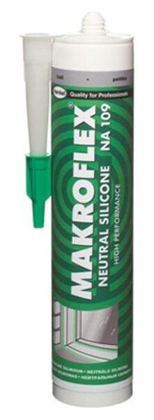 HERMETIKAS MAKROFLEX 109, 300 ML, PILKAS MAKROFLEX