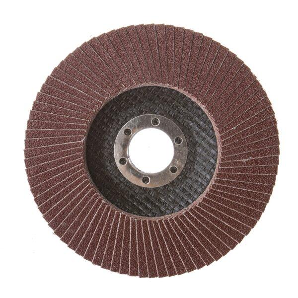 Žiedlapinis šlifavimo diskas, 125x22.23 mm VAGNER_SDH (10vnt)
