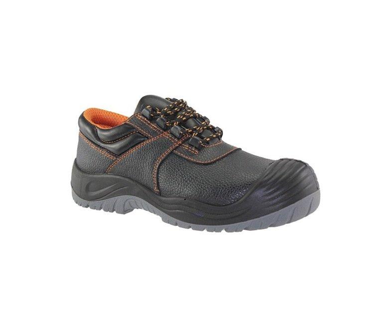 Vyriški darbo batai, be aulo, juodi, 41-46 dydis