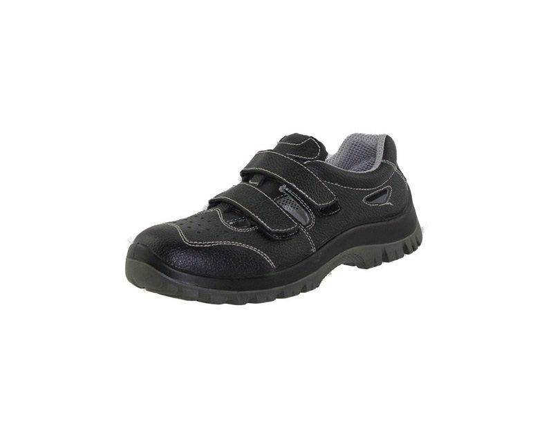 Vyriški darbiniai sandalai, be aulo, juodi, 41-47 dydis