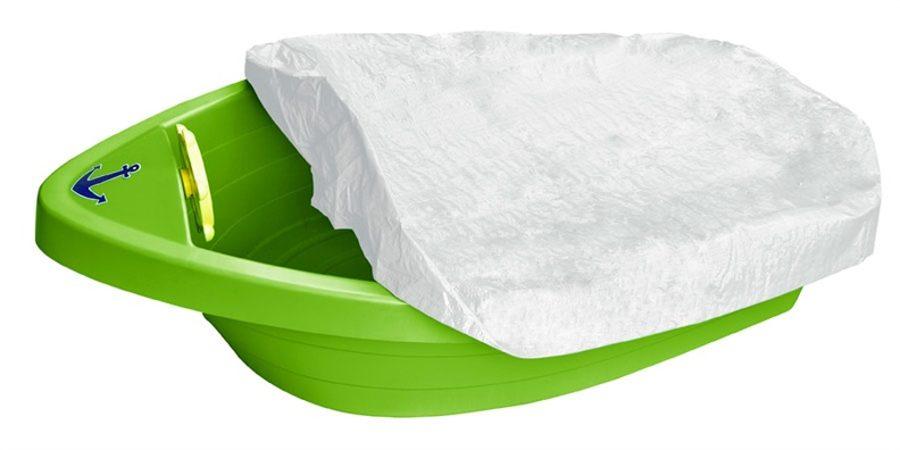 Smėlio dėžė - laivas, 130 x 74 x 42.5 cm PALPLAY