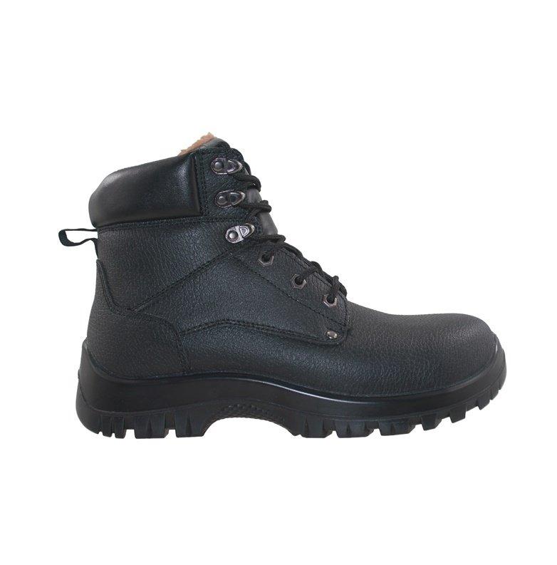 Vyriški natūralios odos batai, juodi, 41-47 dydis