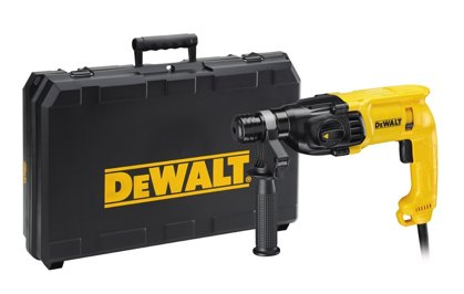 Elektrinis perforatorius Dewalt D25033K-QS, 710 W DEWALT