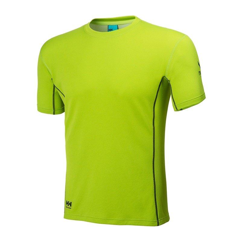 Vyriški marškinėliai Helly Hansen, žali, L-XXL dydis HELLY_HANSEN