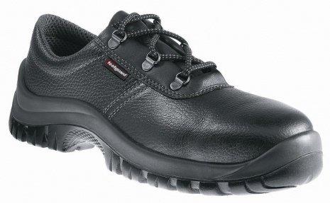 Vyriški darbo batai be aulo, juodi, 42-46 dydis