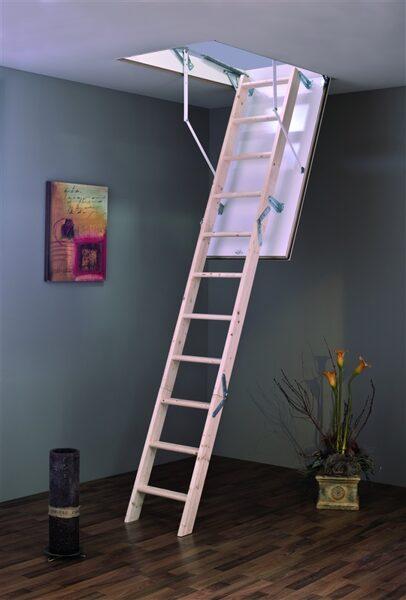 "Sudedamieji laiptai ""Mc Step"" 120X60X280 cm MINKA"
