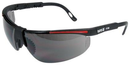 Apsauginiai akiniai TYPE 91708 tamsinti Yato