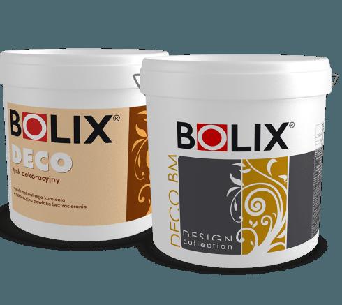 Dekoratyvinis tinkas BOLIX DECO