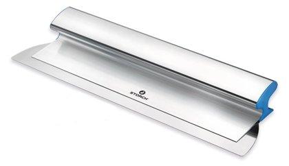 Glaistyklė Flexogrip AluStar - lanksti, nerūdyjamčio plieno keičiamais ašmenimis, aliuminio korpusas Storch