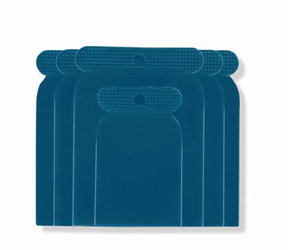 Glaistyklių plastmasinių rinkinys 4 vnt. Ciret