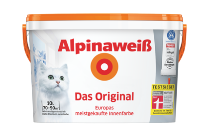 Alpinaweiss Das Original